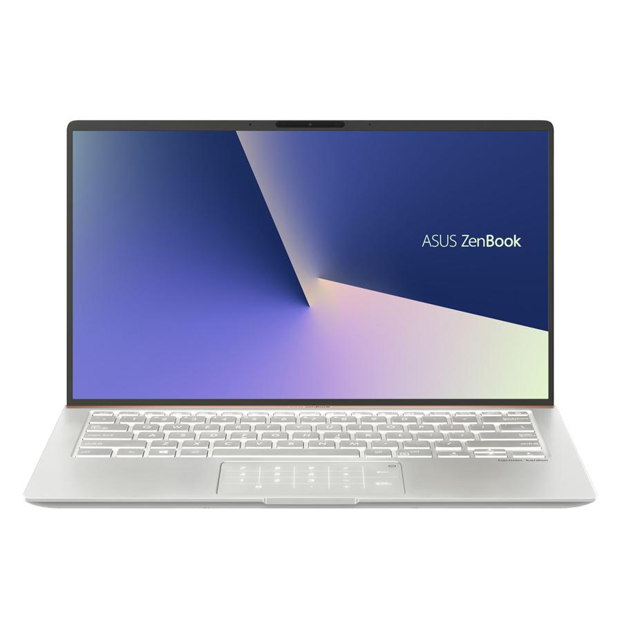 """Laptop Asus Zenbook 14 UX433FA-A6111T Core i7-8565U/ Win10/ Numpad (14"""" FHD) - Hàng Chính Hãng - 1568791 , 9364949410919 , 62_10225513 , 27990000 , Laptop-Asus-Zenbook-14-UX433FA-A6111T-Core-i7-8565U-Win10-Numpad-14-FHD-Hang-Chinh-Hang-62_10225513 , tiki.vn , Laptop Asus Zenbook 14 UX433FA-A6111T Core i7-8565U/ Win10/ Numpad (14"""" FHD) - Hàng Chính Hã"""