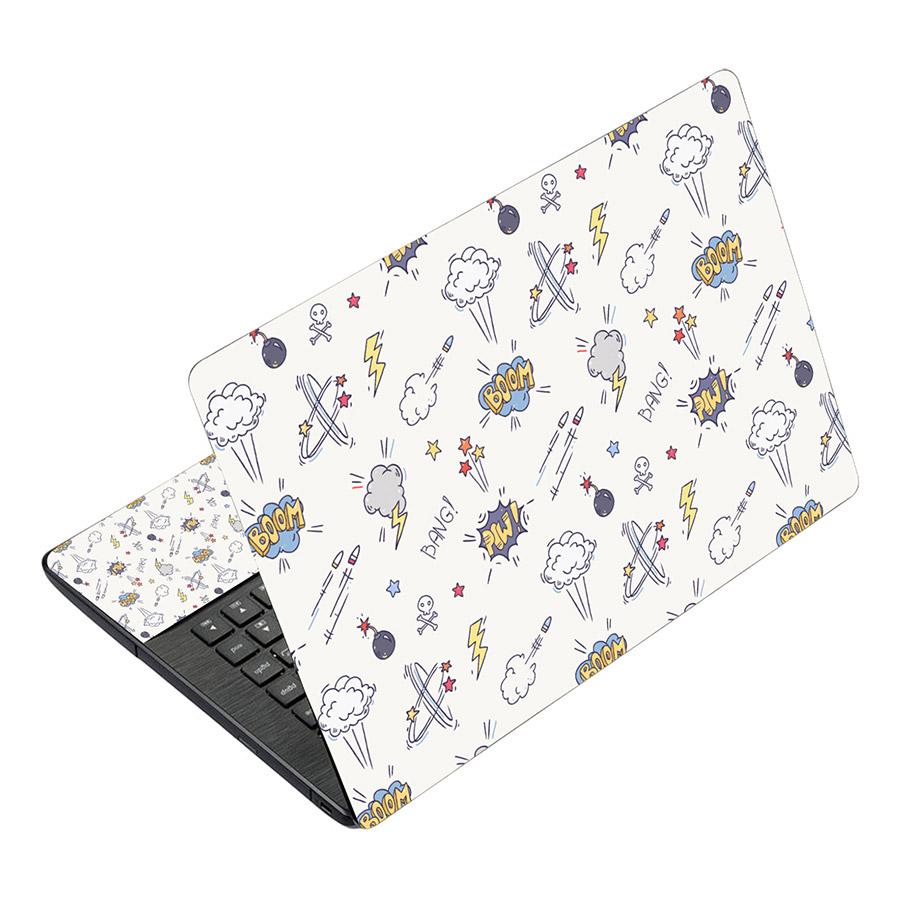 Miếng Dán Decal Dành Cho Laptop Mẫu Nghệ Thuật LTNT-493