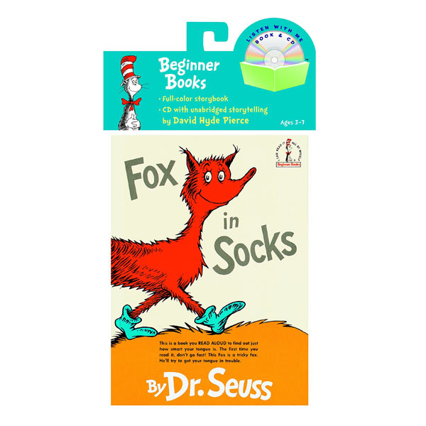 Fox In Socks (Book + CD)
