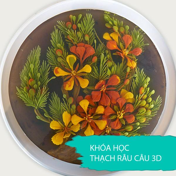 WikiLady - Khóa Học Thạch Rau Câu 3D: Vẽ Hoa Phượng Mix Sắc Đỏ Vàng Rực Nắng Nồng Nàn Cốt Chanh Leo - 20094975 , 1984164254341 , 62_2395941 , 299000 , WikiLady-Khoa-Hoc-Thach-Rau-Cau-3D-Ve-Hoa-Phuong-Mix-Sac-Do-Vang-Ruc-Nang-Nong-Nan-Cot-Chanh-Leo-62_2395941 , tiki.vn , WikiLady - Khóa Học Thạch Rau Câu 3D: Vẽ Hoa Phượng Mix Sắc Đỏ Vàng Rực Nắng Nồng