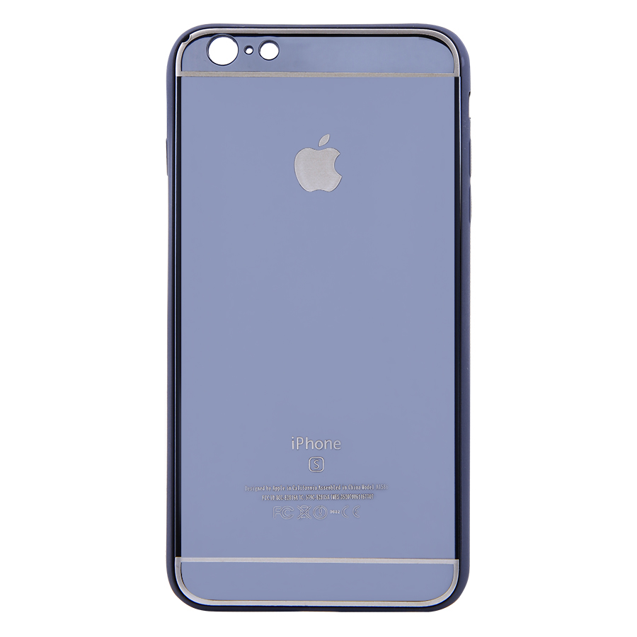 Ốp Lưng Dành Cho iPhone 6 Plus/ 6S Plus Tráng Gương Chống Va Đập
