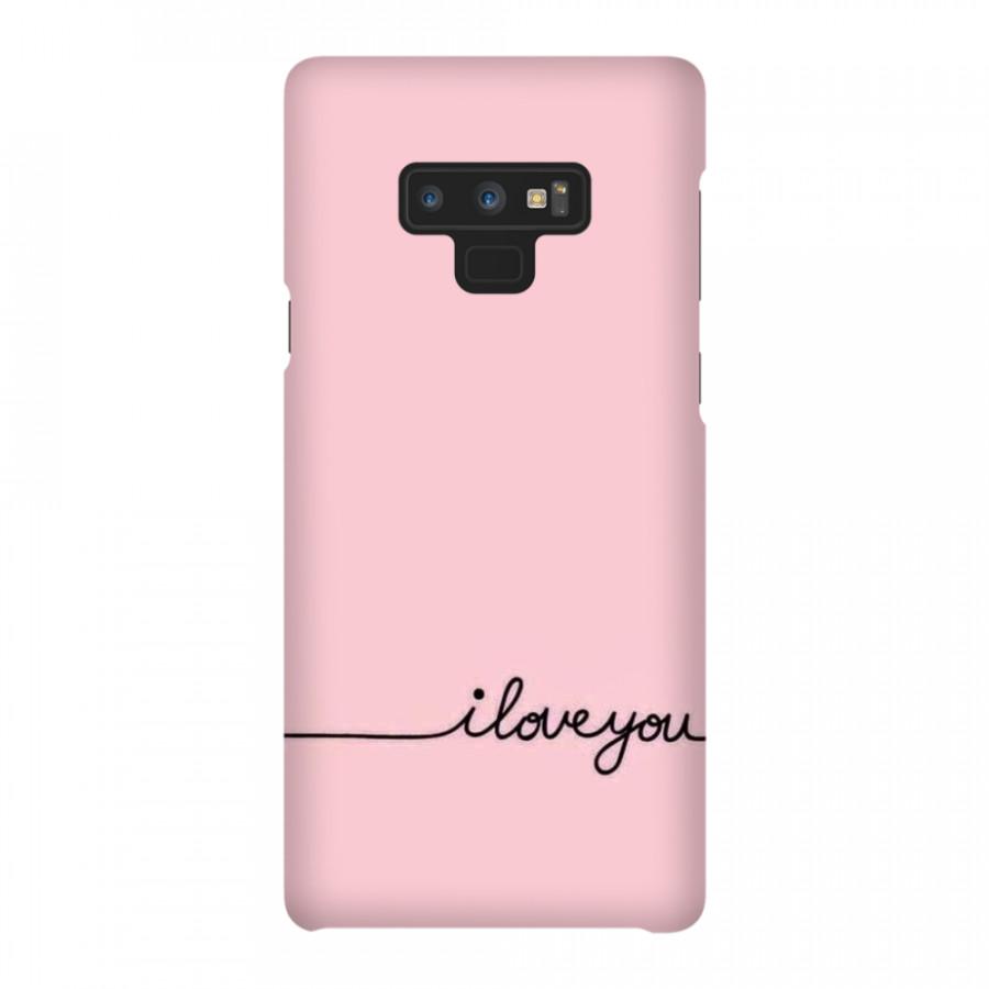 Ốp Lưng Cho Điện Thoại Samsung Galaxy Note 9 - Mẫu 396