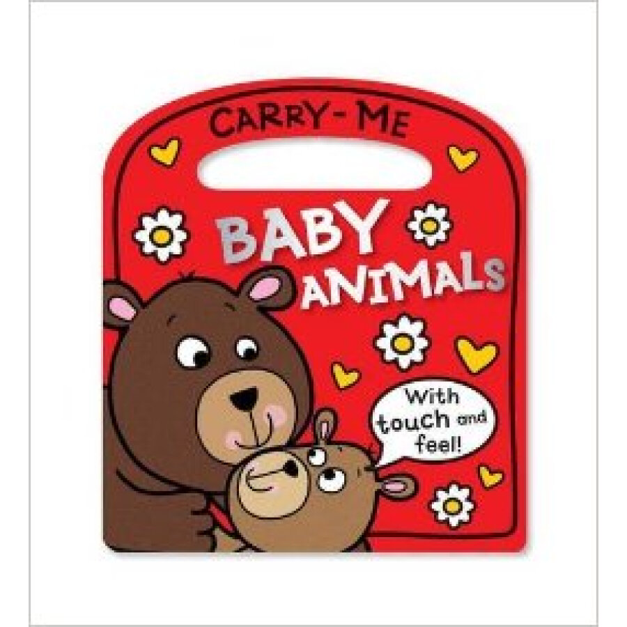 Carry Me Baby Animals - 1319003 , 1904744262344 , 62_5308707 , 106000 , Carry-Me-Baby-Animals-62_5308707 , tiki.vn , Carry Me Baby Animals