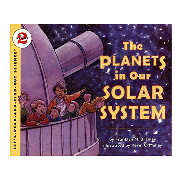 Lrafo L2: The Planets In Our Solar System