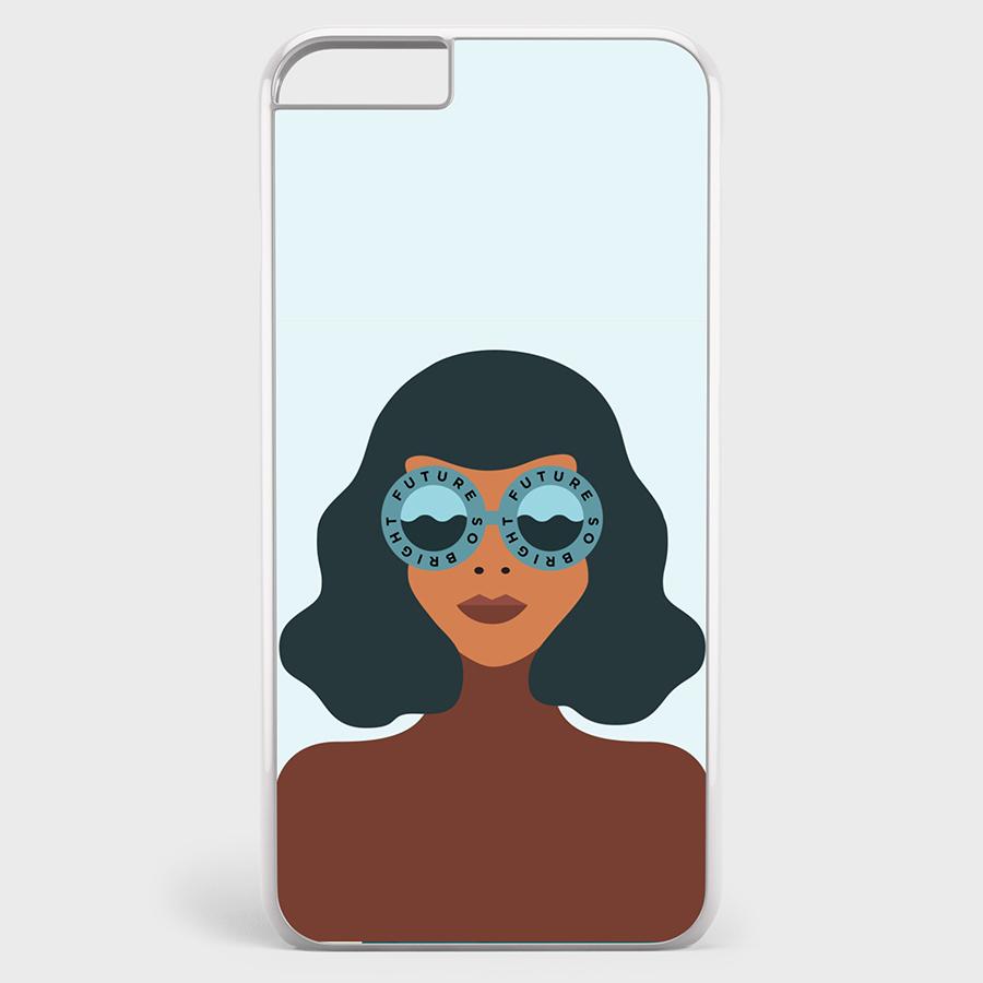 Ốp Lưng Dẻo Dành Cho Iphone 6 Plus In Hình Art Print 71