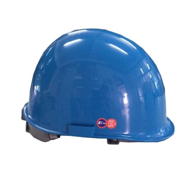 Mũ bảo hộ Hàn Quốc màu xanh Blue kiểu Nhật STH-2003A