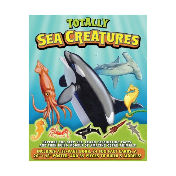 Totally Sea Creatures - 1705023 , 8724954215489 , 62_11849639 , 557000 , Totally-Sea-Creatures-62_11849639 , tiki.vn , Totally Sea Creatures
