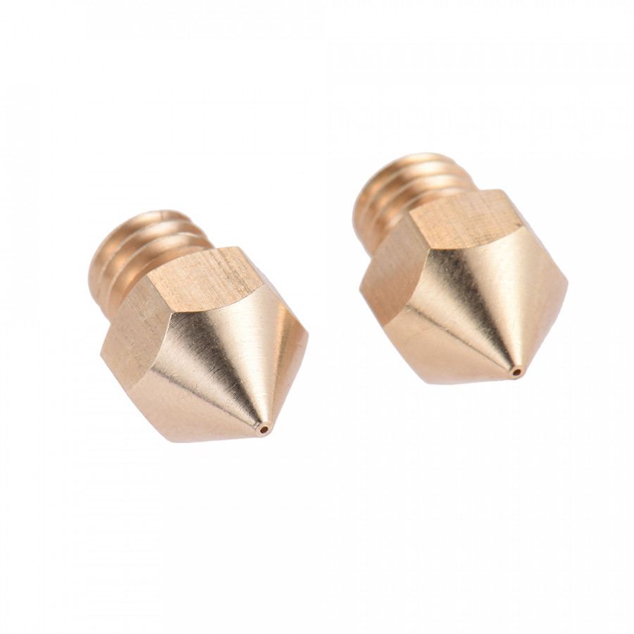 5pcs 3D Printer Nozzle Extruder Print Head Brass 0.2mm/0.3mm/0.4mm/0.5mm/0.6mm Output for 1.75mm  3mm Filament for - 2370843 , 2445794629033 , 62_15523805 , 172000 , 5pcs-3D-Printer-Nozzle-Extruder-Print-Head-Brass-0.2mm-0.3mm-0.4mm-0.5mm-0.6mm-Output-for-1.75mm-3mm-Filament-for-62_15523805 , tiki.vn , 5pcs 3D Printer Nozzle Extruder Print Head Brass 0.2mm/0.3mm/0.