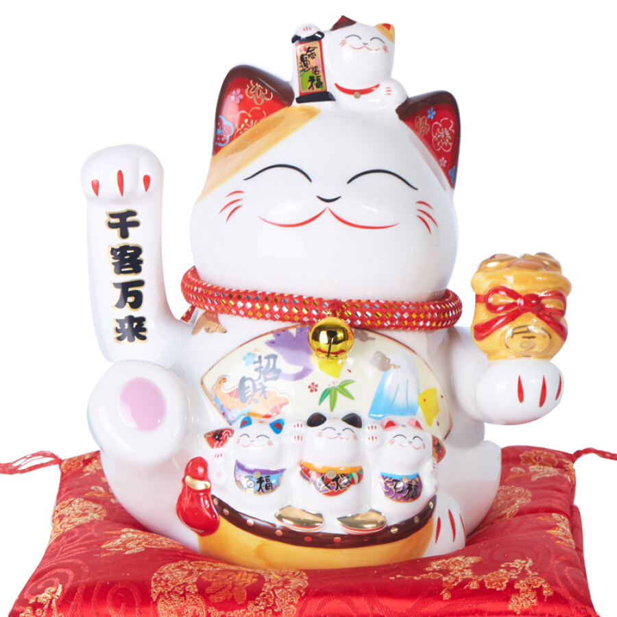 Fuyuan cat treasure ship beckoning cats national day gift shop opening gift home piggy bank housewarming gift present living room TV cabinet... - 1575800 , 6318813355977 , 62_10304141 , 1449000 , Fuyuan-cat-treasure-ship-beckoning-cats-national-day-gift-shop-opening-gift-home-piggy-bank-housewarming-gift-present-living-room-TV-cabinet...-62_10304141 , tiki.vn , Fuyuan cat treasure ship beckoni