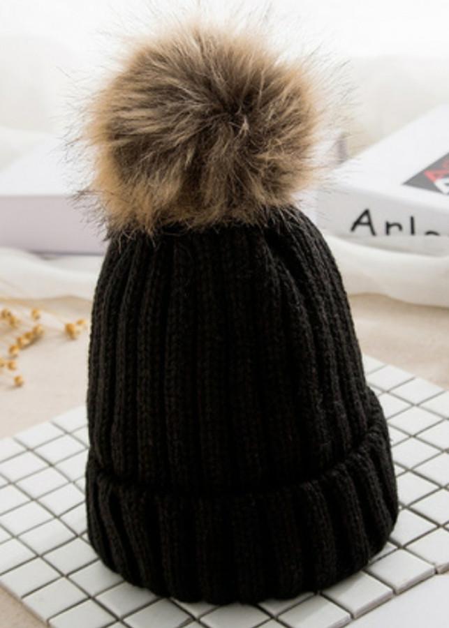 Mũ len quả bông cao cấp giữ nhiệt tốt
