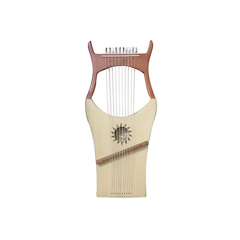 Đàn Lyre Harp, Đàn Hạc Walter WH-03 10 Dây Gỗ Cao Cấp