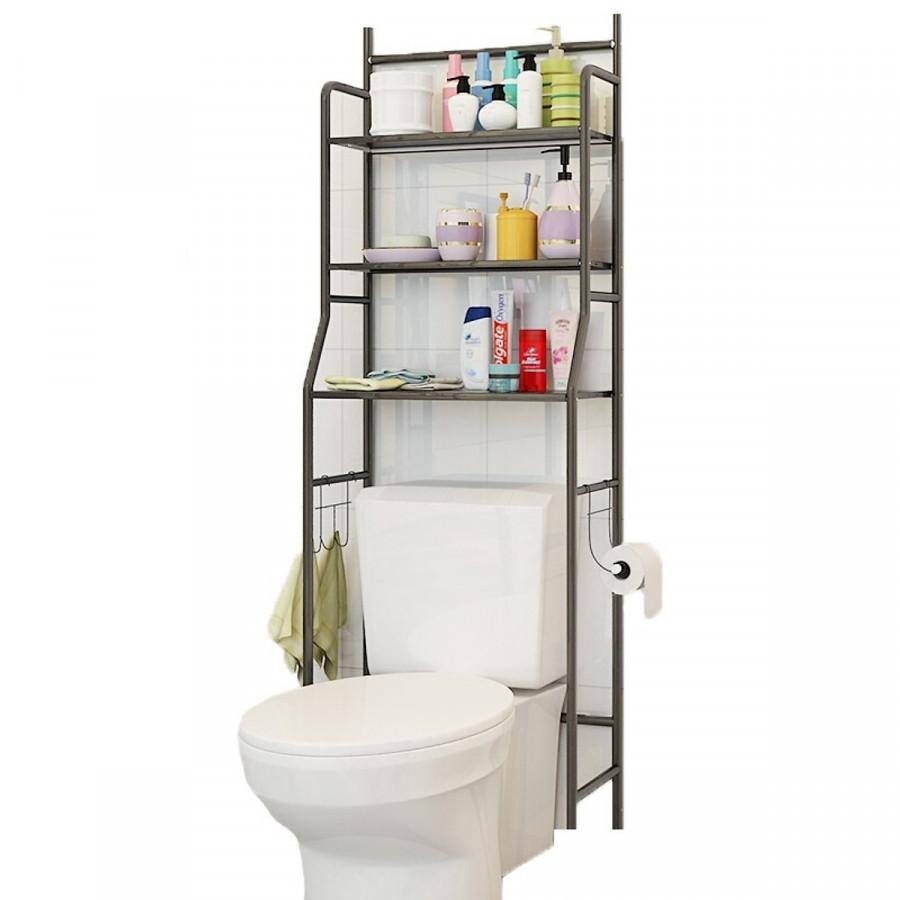 Kệ nhà tắm tiết kiệm diện tích (màu ngẫu nhiên)