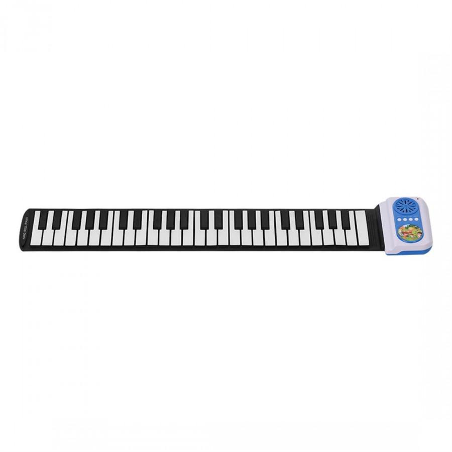 Đàn Piano Cuộn Dẻo 49 phím - 1717813 , 1455019695584 , 62_11932879 , 1173000 , Dan-Piano-Cuon-Deo-49-phim-62_11932879 , tiki.vn , Đàn Piano Cuộn Dẻo 49 phím