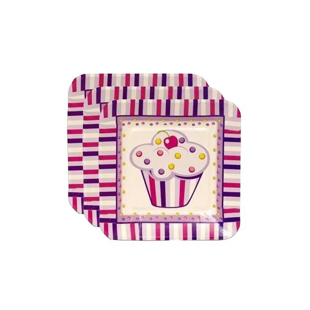 Set 12 Dĩa giấy lớn Bánh cupcake hồng - 1814566 , 3069901276140 , 62_13327340 , 95000 , Set-12-Dia-giay-lon-Banh-cupcake-hong-62_13327340 , tiki.vn , Set 12 Dĩa giấy lớn Bánh cupcake hồng