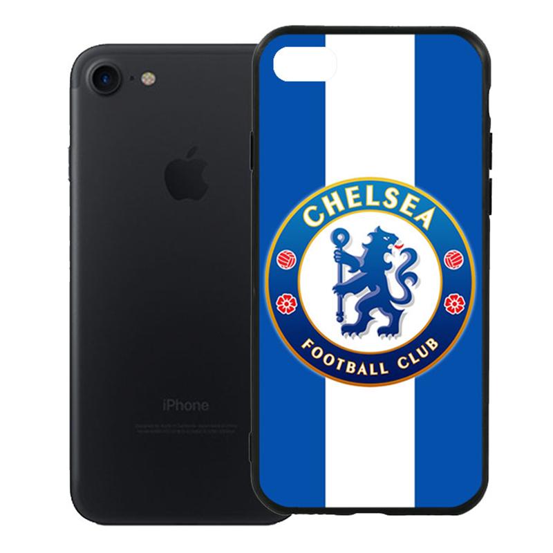 Ốp Lưng Viền TPU Cao Cấp Dành Cho iPhone 7 - Clb Chelsea 01