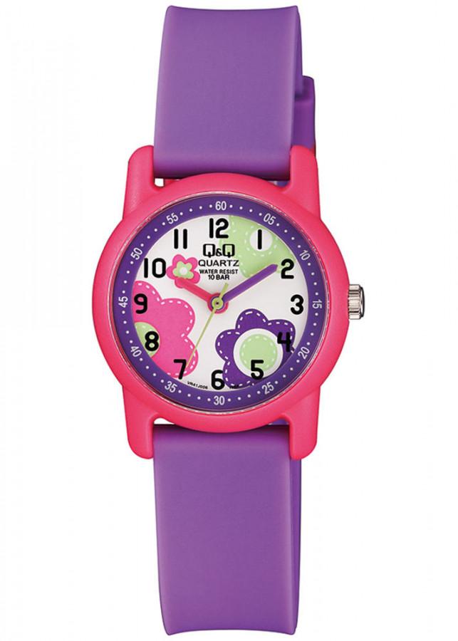Đồng hồ trẻ em QQ Citizen  VR41J006Y dây nhựa