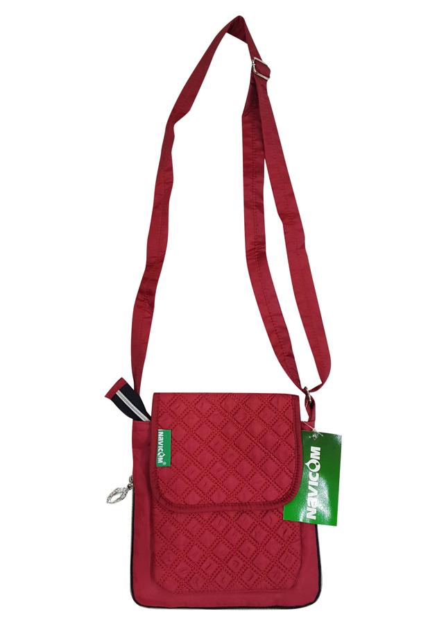 Túi Đeo Chéo Kiểu Dáng Diro NAVICOM 8936063595110 (25 x 15 cm) - Đỏ
