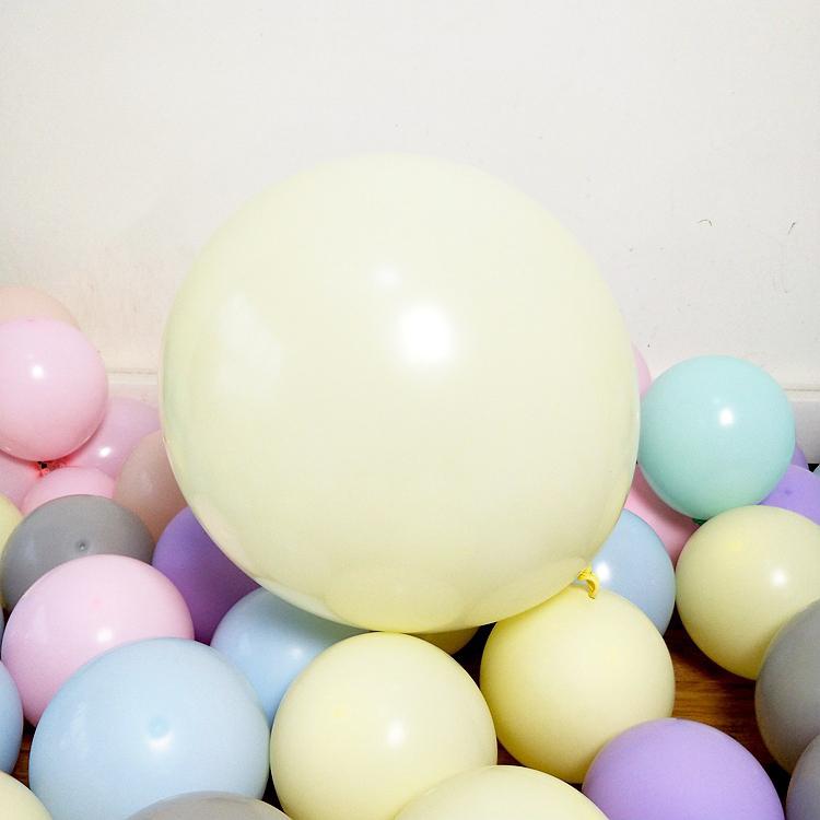 Bong bóng tròn trơn màu Macaron 55cm trang trí sinh nhật ngày lễ - 8291588 , 7910755962429 , 62_16870624 , 200000 , Bong-bong-tron-tron-mau-Macaron-55cm-trang-tri-sinh-nhat-ngay-le-62_16870624 , tiki.vn , Bong bóng tròn trơn màu Macaron 55cm trang trí sinh nhật ngày lễ