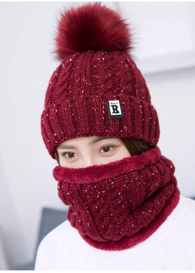 Mũ len nữ kèm khăn lót nỉ phong cách Hàn Quốc - 1423943 , 8383428540849 , 62_8339132 , 350000 , Mu-len-nu-kem-khan-lot-ni-phong-cach-Han-Quoc-62_8339132 , tiki.vn , Mũ len nữ kèm khăn lót nỉ phong cách Hàn Quốc