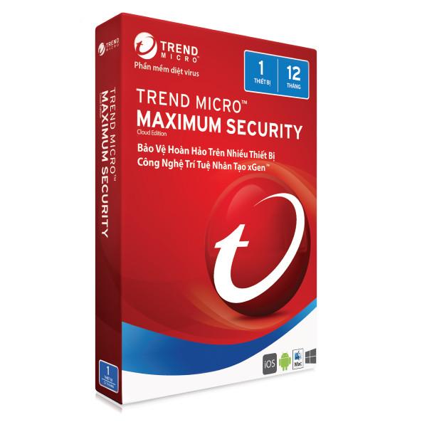Phần mềm diệt virus- Trend Micro Maximum Security - 1409202 , 5429605814396 , 62_7174945 , 396000 , Phan-mem-diet-virus-Trend-Micro-Maximum-Security-62_7174945 , tiki.vn , Phần mềm diệt virus- Trend Micro Maximum Security