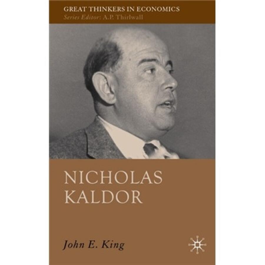 Nicholas Kaldor - 1242469 , 1371593312078 , 62_5285611 , 2010000 , Nicholas-Kaldor-62_5285611 , tiki.vn , Nicholas Kaldor