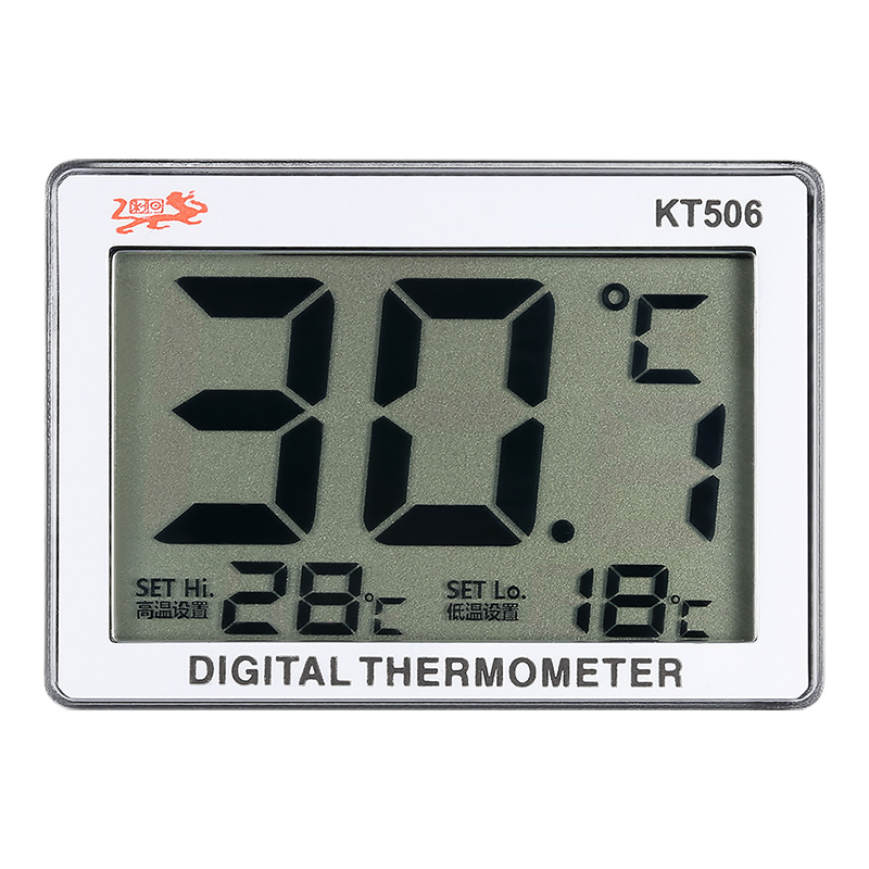 Mini LCD Digital Fish Tank Aquarium Thermometer Water Temperature Meter 0°C~37°C KT506