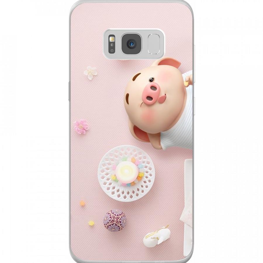 Ốp Lưng Cho Điện Thoại Samsung Galaxy S8 Plus - Mẫu aheocon 77