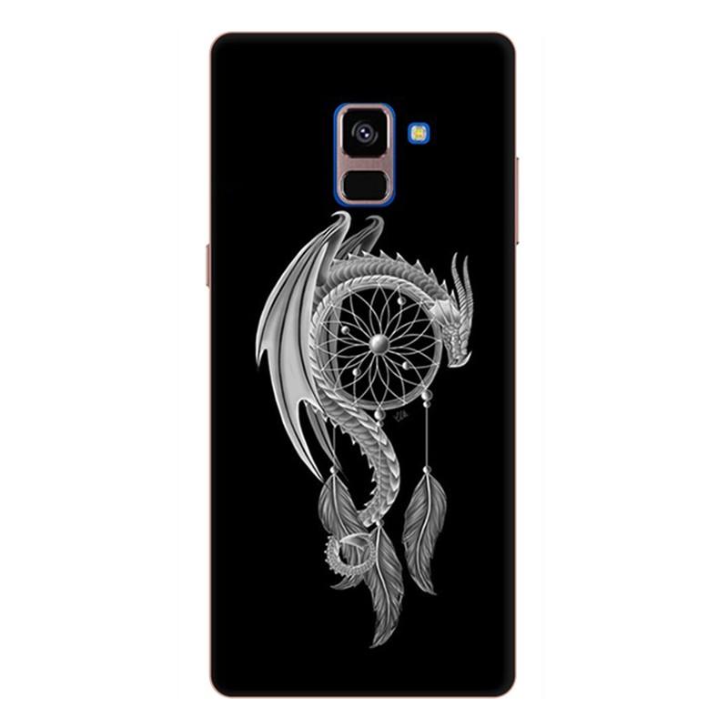 Ốp Lưng Dành Cho Samsung Galaxy A8 Plus - Mẫu 98