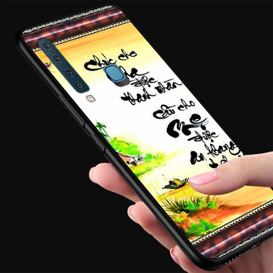 Ốp kính cường lực dành cho điện thoại Samsung Galaxy A9 2018/A9 Pro - M20 - thư pháp - tp051 - 863445 , 1632268383770 , 62_14829560 , 204000 , Op-kinh-cuong-luc-danh-cho-dien-thoai-Samsung-Galaxy-A9-2018-A9-Pro-M20-thu-phap-tp051-62_14829560 , tiki.vn , Ốp kính cường lực dành cho điện thoại Samsung Galaxy A9 2018/A9 Pro - M20 - thư pháp - tp051