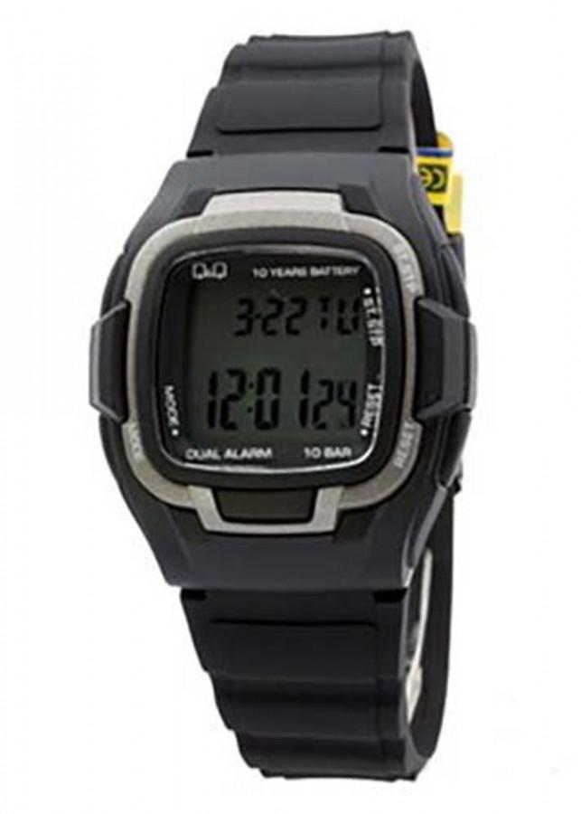 Đồng hồ nam điện tử QQ Citizen MA15P102Y dây nhựa thương hiệu Nhật Bản