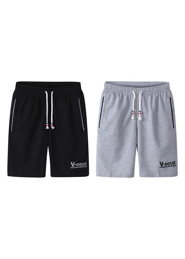Combo 2 quần short thun nam V-OGUE ZAVANS + 1 quần lót tặng kèm - 9406291 , 1300046453730 , 62_3078841 , 300000 , Combo-2-quan-short-thun-nam-V-OGUE-ZAVANS-1-quan-lot-tang-kem-62_3078841 , tiki.vn , Combo 2 quần short thun nam V-OGUE ZAVANS + 1 quần lót tặng kèm