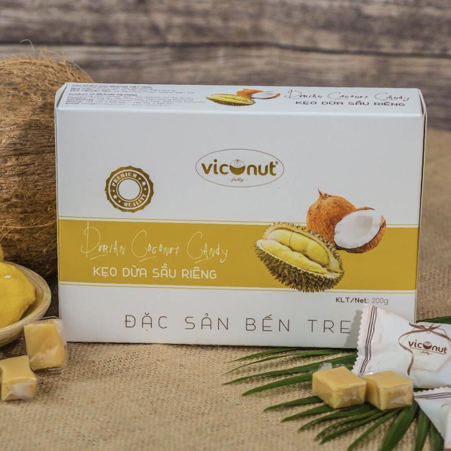 Kẹo dừa Viconut - Đặc sản Bến Tre (200g) (có 3 hương vị) - 2295658 , 4873831075334 , 62_14760340 , 44000 , Keo-dua-Viconut-Dac-san-Ben-Tre-200g-co-3-huong-vi-62_14760340 , tiki.vn , Kẹo dừa Viconut - Đặc sản Bến Tre (200g) (có 3 hương vị)