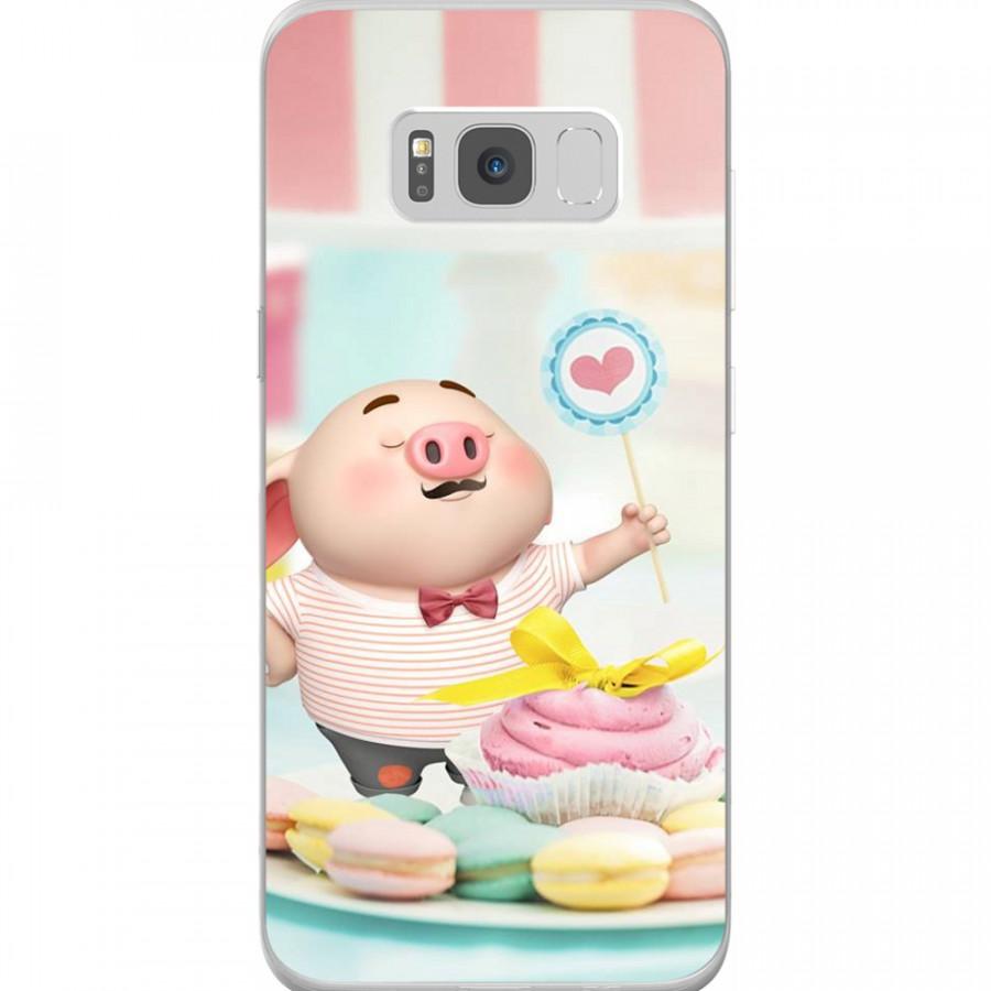 Ốp Lưng Cho Điện Thoại Samsung Galaxy S8 Plus - Mẫu aheocon 72