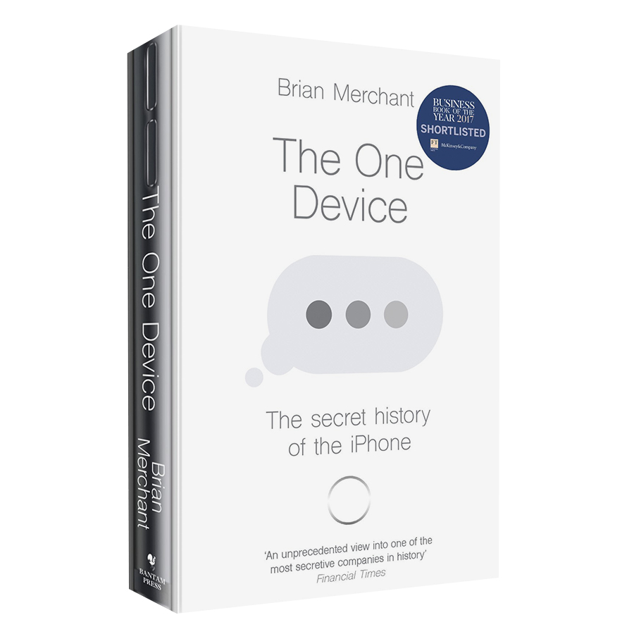 The One Device: The Secret History Of The iPhone - Câu Chuyện Iphone