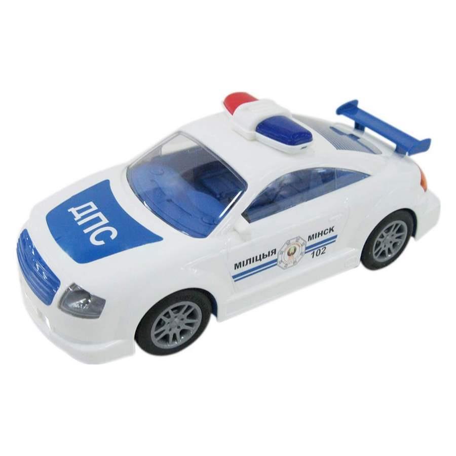 Xe cảnh sát giao thông Minsk đồ chơi - Polesie Toys