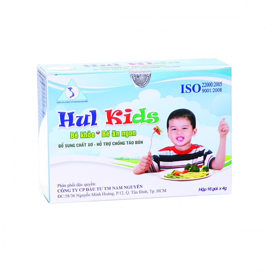 Bột Thực Phẩm Chức Năng Hul Kids