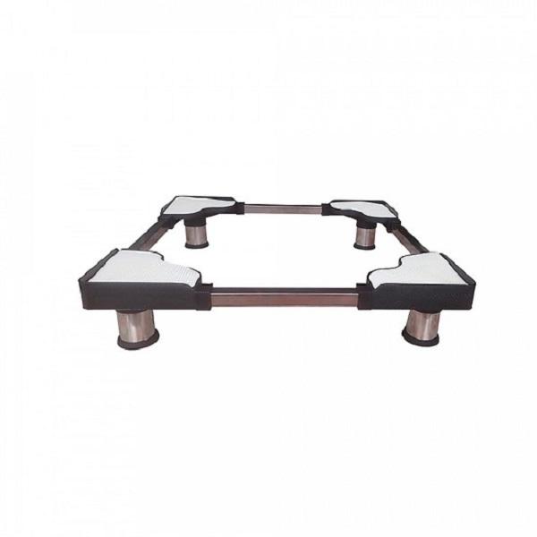 Chân Đế Giá Đỡ Tủ Lạnh, Máy Giặt Đa Năng Inox (Chân Inox 55 - 77cm)