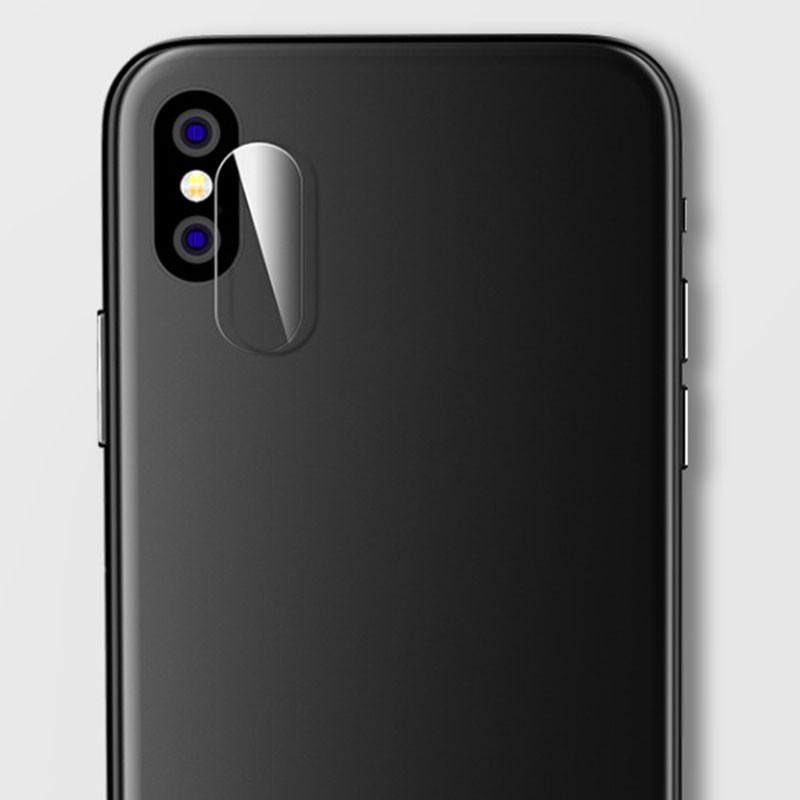 Miếng Dán Bảo Vệ Camera Trong Suốt Cho iPhone X (2 Miếng)