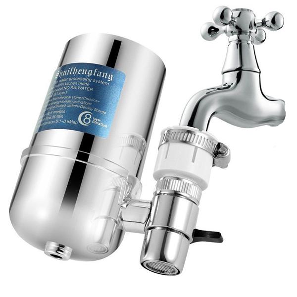 Thiết bị lọc nước tại vòi cao cấp QQQ