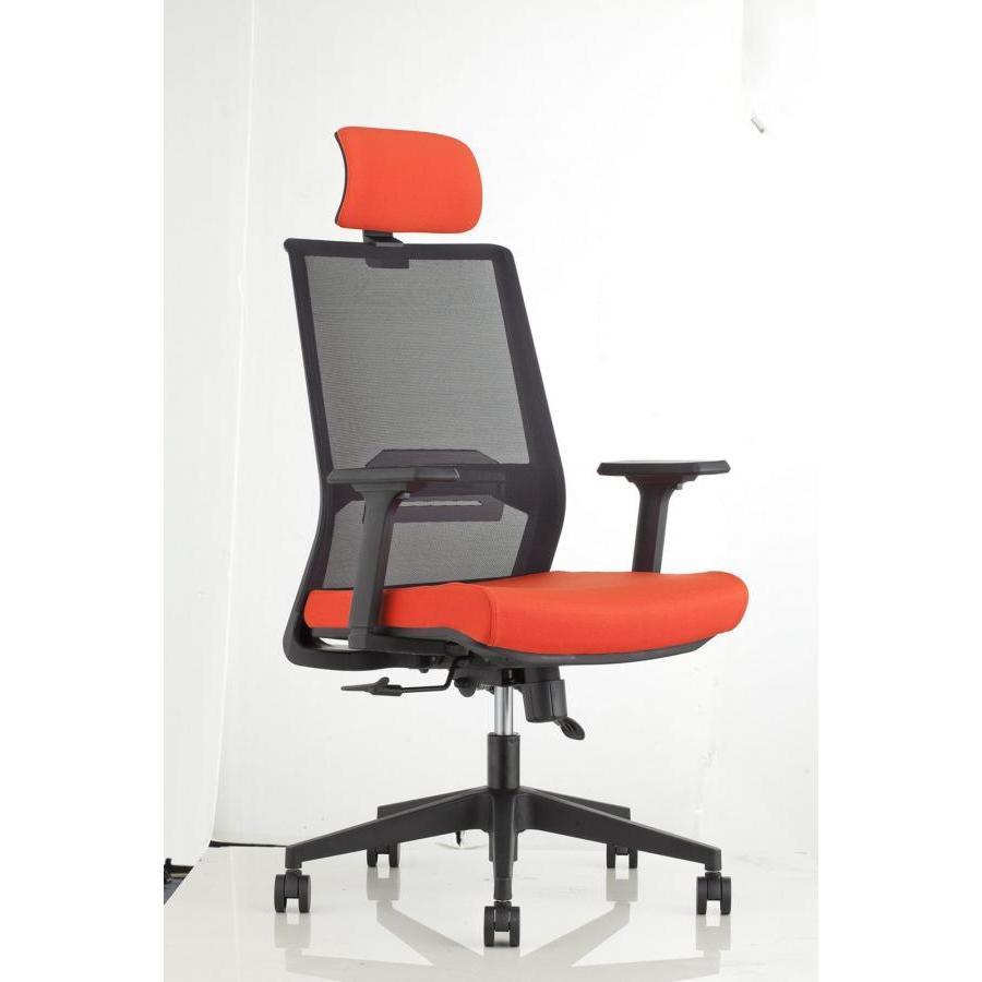 Ghế văn phòng tựa đầu EB2-Linyler - Đỏ