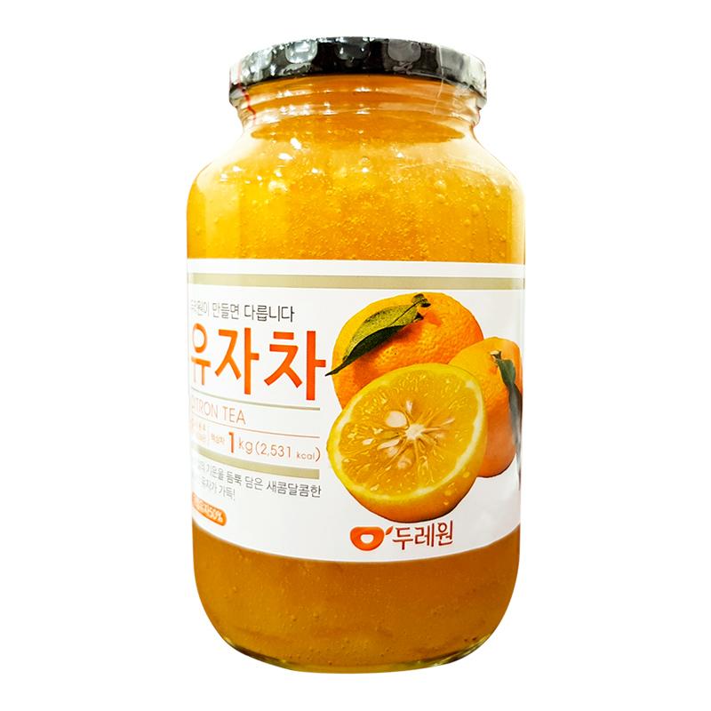 Trà Thanh Yên Mật Ong Hàn Quốc (1kg) Dooraewon Honey Citron Tea Nhập Khẩu Nhãn Mới - 754792 , 3788901123130 , 62_7877129 , 280000 , Tra-Thanh-Yen-Mat-Ong-Han-Quoc-1kg-Dooraewon-Honey-Citron-Tea-Nhap-Khau-Nhan-Moi-62_7877129 , tiki.vn , Trà Thanh Yên Mật Ong Hàn Quốc (1kg) Dooraewon Honey Citron Tea Nhập Khẩu Nhãn Mới