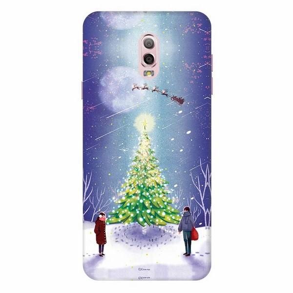 Ốp Lưng Dành Cho Samsung Galaxy J7 Plus - Mẫu 33