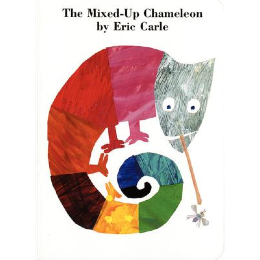 The Mixed-Up Chameleon Board Book - 1231336 , 8002315979929 , 62_5253235 , 1216000 , The-Mixed-Up-Chameleon-Board-Book-62_5253235 , tiki.vn , The Mixed-Up Chameleon Board Book