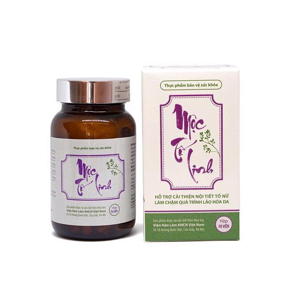 Thực phẩm chức năng Viên uống Nano mầm đậu nành Mộc Tố Linh (Lọ 30 viên) - 1040597 , 9727884051379 , 62_3167225 , 320000 , Thuc-pham-chuc-nang-Vien-uong-Nano-mam-dau-nanh-Moc-To-Linh-Lo-30-vien-62_3167225 , tiki.vn , Thực phẩm chức năng Viên uống Nano mầm đậu nành Mộc Tố Linh (Lọ 30 viên)
