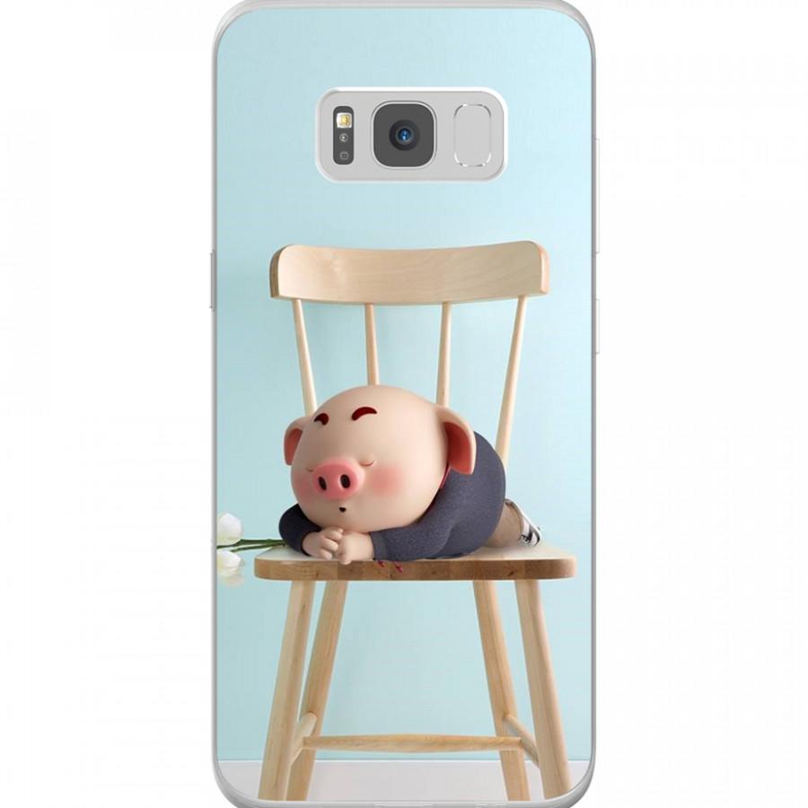 Ốp Lưng Cho Điện Thoại Samsung Galaxy S8 Plus - Mẫu aheocon 128