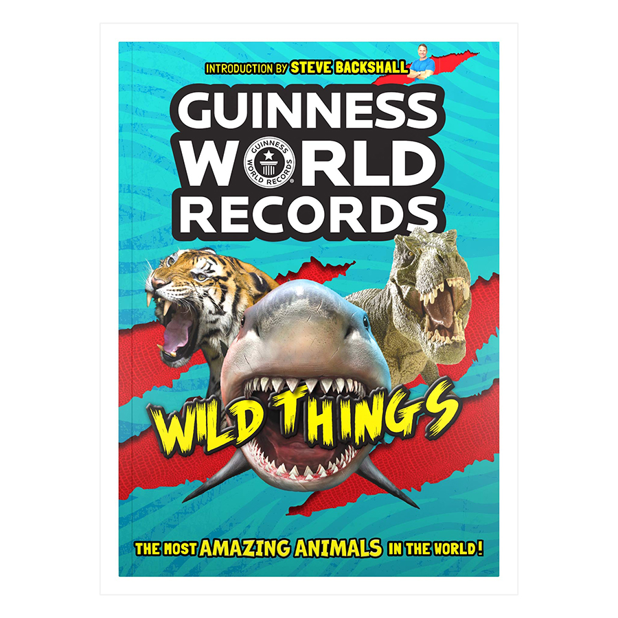 Guinness World Records 2019: Wild Things (Paperback) - 1477220 , 3636345341125 , 62_15134141 , 330000 , Guinness-World-Records-2019-Wild-Things-Paperback-62_15134141 , tiki.vn , Guinness World Records 2019: Wild Things (Paperback)