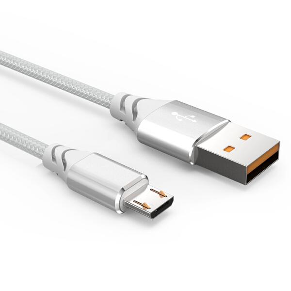 Cáp Sạc Nhanh Và Truyền Dữ Liệu Micro USB Lejie - Bạc - 1025773 , 9675884489954 , 62_2952853 , 73000 , Cap-Sac-Nhanh-Va-Truyen-Du-Lieu-Micro-USB-Lejie-Bac-62_2952853 , tiki.vn , Cáp Sạc Nhanh Và Truyền Dữ Liệu Micro USB Lejie - Bạc