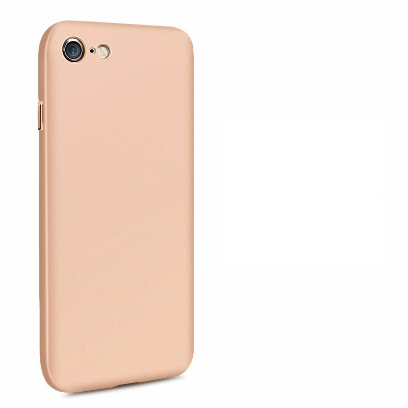 For iPhone 7(Camera standard version) Case  Ultra Thin Fashion Luxury Shockproof PC Matte Silicon Hard Cover