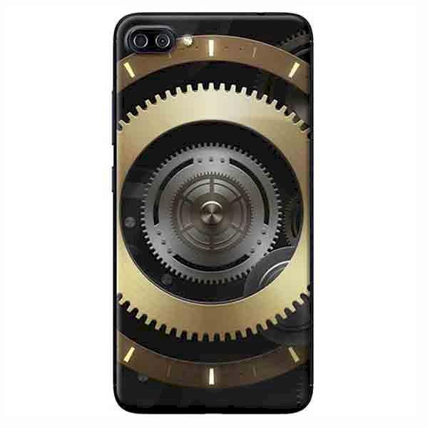 Ốp Lưng Dành Cho Asus Zenfone 4 Max Pro ZC554KL - Bánh Răng Đồng