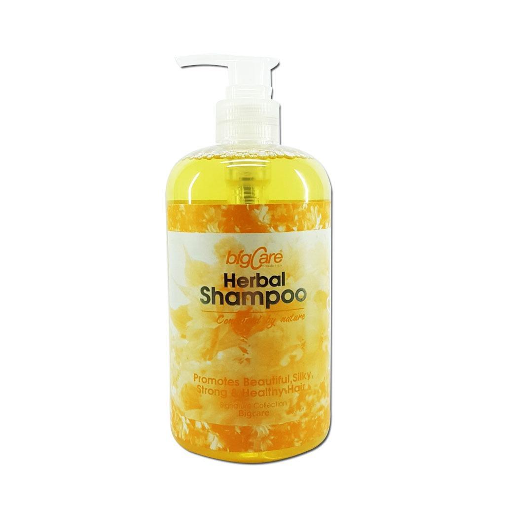 Dầu Gội Trị Gàu Chống Chẻ Ngọn Mật Ong Vàng Herbal Shampoo 495ml